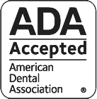 American Dental Association large badge